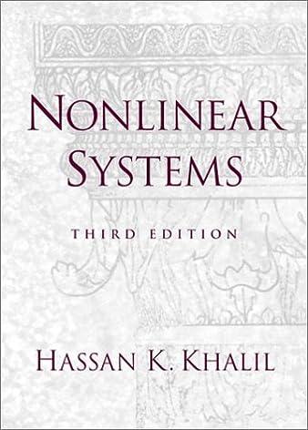 nonlinear systems 3rd edition hassan k khalil 9780130673893 rh amazon com