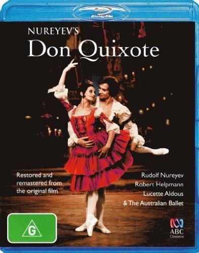 Don Quixote (Nureyev) (Nureyev, Helpmann and The Australian Ballet) Blu-Ray