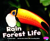 img - for Rain Forest Life (Habitats around the World) book / textbook / text book