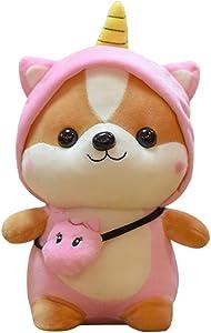 Memyme Cute plushies Plush Stuffed Animals and Anime Plush Toys (Pink)
