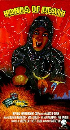 Amazon.com: Hands of Death [VHS]: Ninja Hands of Death ...