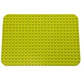 "Classic Big Briks Baseplate 15"" x 10.5"" Large Building Brick Baseplate by Strictly Briks 