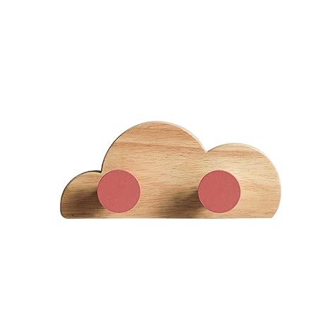 AA + Perchero decorativo en la nube, perchero nórdico for ...
