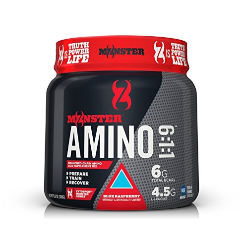 Cytosport Monster Amino Acids Supplement 6:1:1 with BCAA Pow