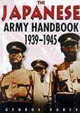 Japanese Army Handbook 1939-1945