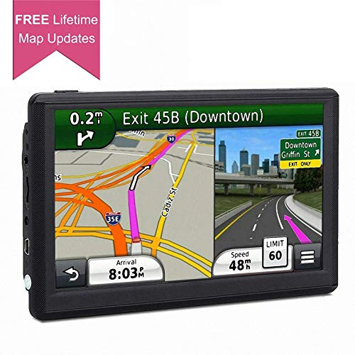 GPS Navigation for Car, 7 Inch C...