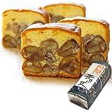 栗菓子専門店 足立音衛門 栗のテリーヌ 1本