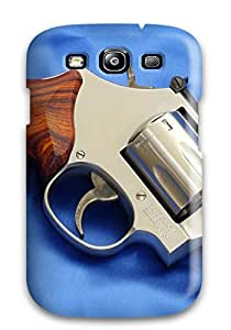 New Style Awesome Design Gun Hard Case Cover For Galaxy S3 4526947K82406915