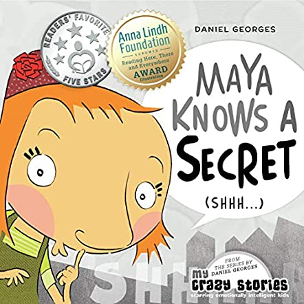 Maya Knows A Secret (Shhh.)