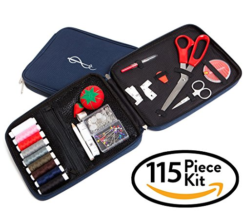 Craftster's Sewing Kits with Ebook and 100 Accessories