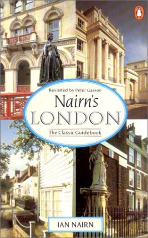 Nairn's London: Revisited by Peter Gasson
