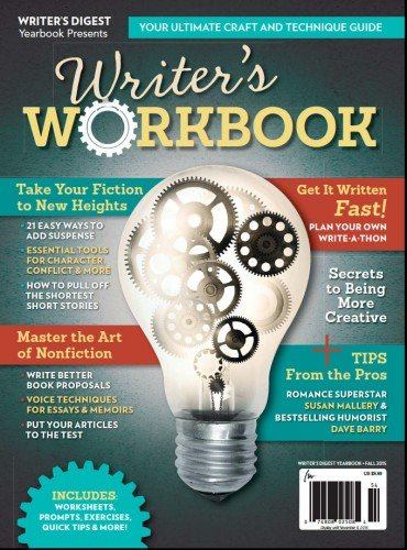 Writer's Digest Yearbook Presents Writer's Workbook Magazine Fall ...