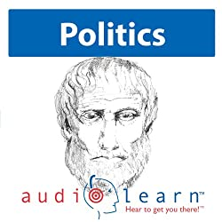 'The Politics' by Aristotle AudioLearn Study Guide