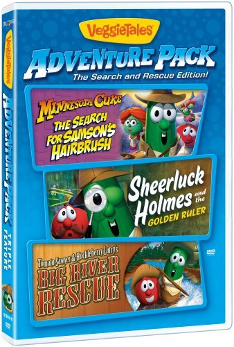 Veggietales Adventure Pack (Veggie Tales Adventure Pack)
