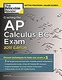 Cracking the AP Calculus BC Exam, 2018