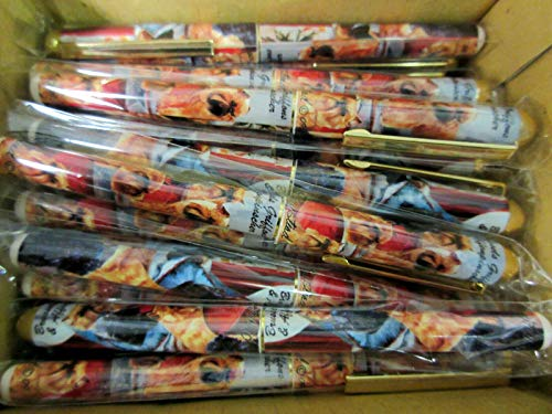 (Brussel Griffon and Affenpinscher Pet Dog Designer Pen - 50 Pens - By Ruth Maystead (Wholesale Price))