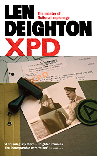 Xpd by Len Deighton