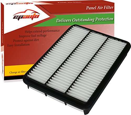 EPAuto GP918 (CA8918) Toyota / Lexus Replacement Extra Guard Rigid Panel Engine Air Filter for 4 Runner (2003-2009), Land Cruiser (1998-2007), Sequoia (2001-2007), GX470 (2003-2009), LX470 (1998-2007)