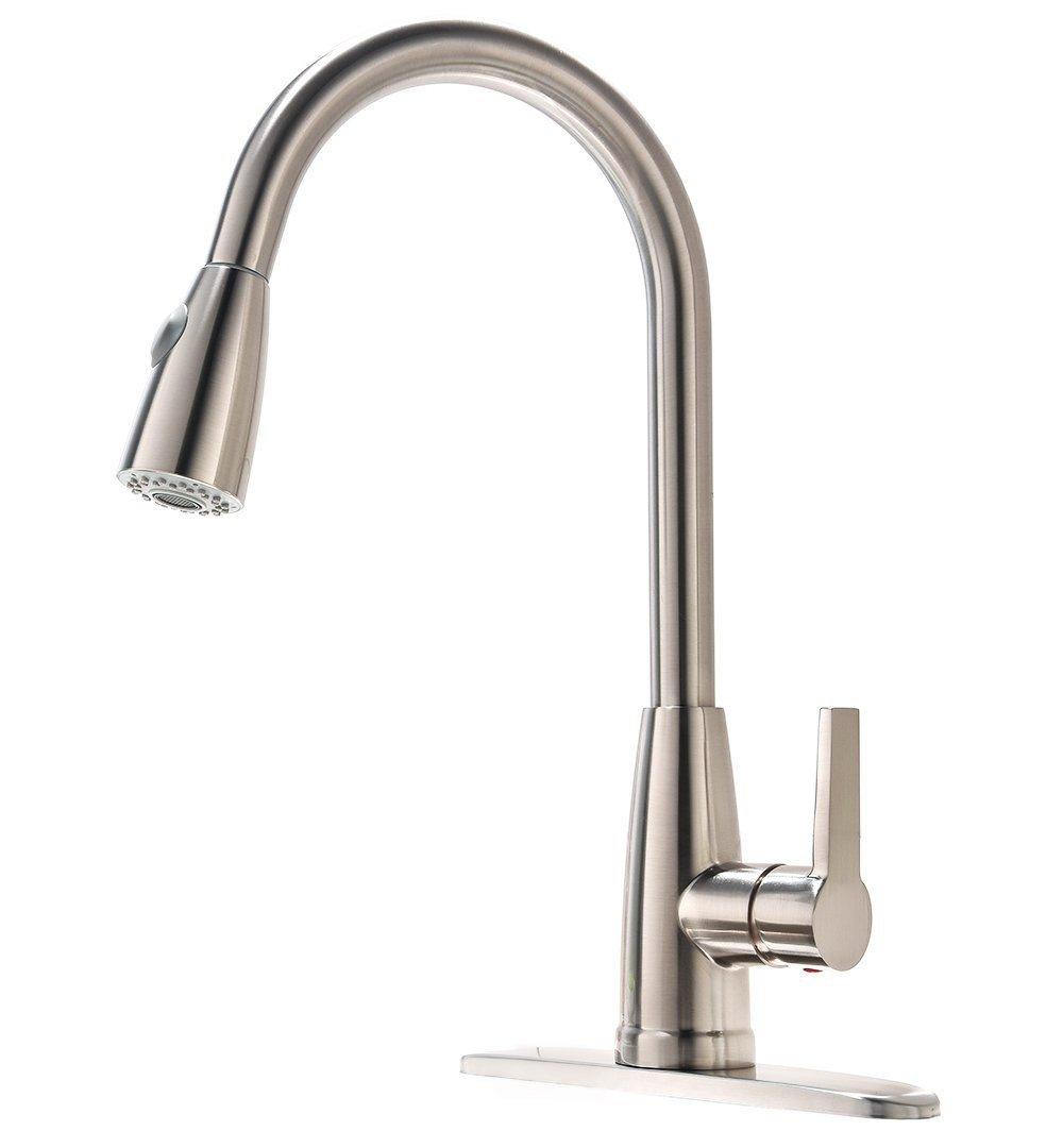 Luxury Kitchen Faucet Brands Kitchen Faucets Amazoncom Kitchen Bath Fixtures Kitchen