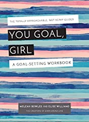 Get your personal and career goals in shape with You Goal, Girl!               There's no better feeling than when you complete a task and get to check it off your to-do list, right? This goal-setting workbook combines that fe...