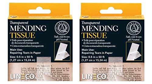 ending Tissue 1/2