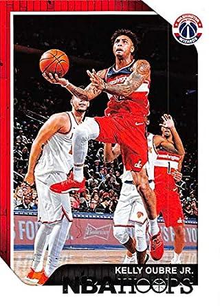 2018-19 Panini Hoops  39 Kelly Oubre Jr. Washington Wizards Basketball Card ea92cf85a