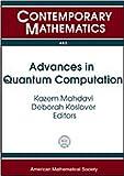Advances in Quantum Computation, , 0821846272