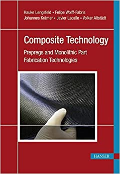 Composite Technology: Prepregs and Monolithic Part Fabrication Technologies