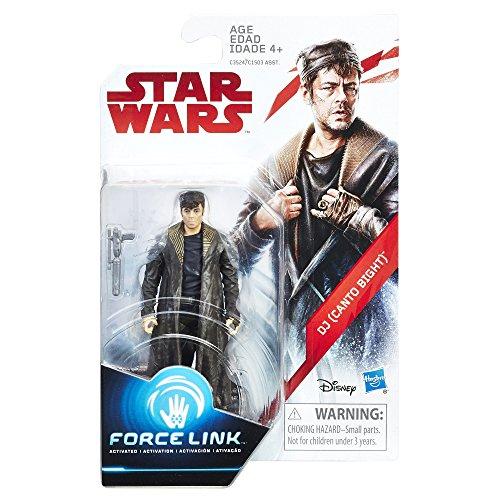 Star Wars DJ (Canto Bight) Force Link Figure