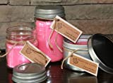 Maple Creek Candles STRAWBERRY MARGARITA ~ Girls Night Out ~ Soy Wax Blend 14oz tin candle
