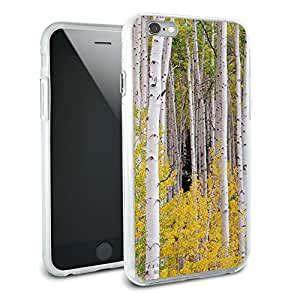 Colorado CO Aspens Protective Slim Hybrid Rubber Bumper Case for Apple iPhone 6 6s Plus