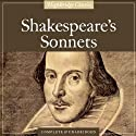 Shakespeare's Sonnets Audiobook by William Shakespeare Narrated by Simon Callow