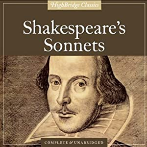 Shakespeare's Sonnets Audiobook