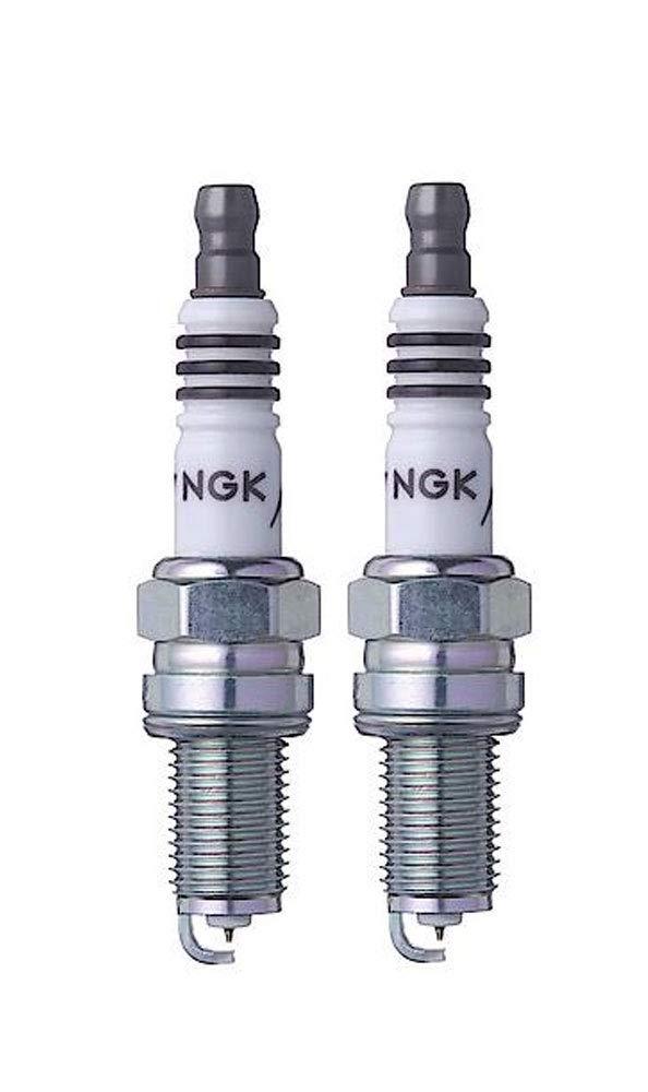 NGK 6046 PK2 DCPR7EIX Iridium IX Spark Plugs product image