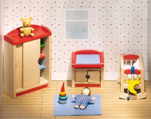 Goki Puppenhaus - Goki Kinderzimmer