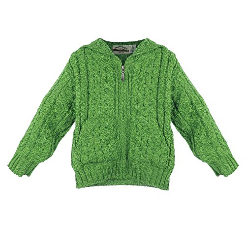Cable Panel Pullover - 7