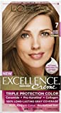 Exc H/C Drk Blnd #7 R Size 1ct L'Oreal Excellence Creme Hair Color Dark Blonde #7
