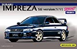 (US) 1/24 Inch up Series No.99 Subaru Impreza Sti Version Iv / Vi by Fujimi Model