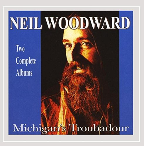 Michigan's Troubadour Double Album(Life Love & Food Songs/Dog Songs and Other Distractions)