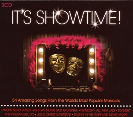 It'S Showtime: Various: Amazon it: Musica