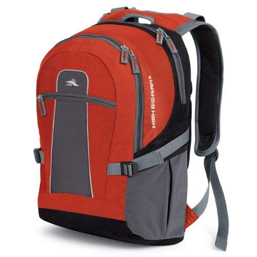 High Sierra Elevate Computer Backpack Color: - Sling Sierra High