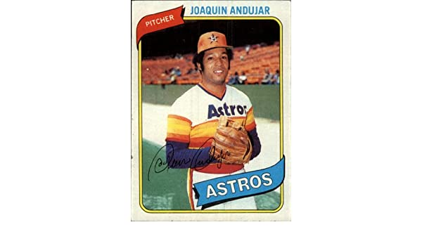 1981 Topps Traded #731 Joaquin Andujar St Sports Trading Cards & Accessories Louis Cardinals Baseball Card