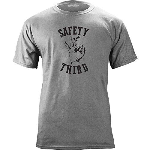 Original Safety 3rd Vintage T Shirt