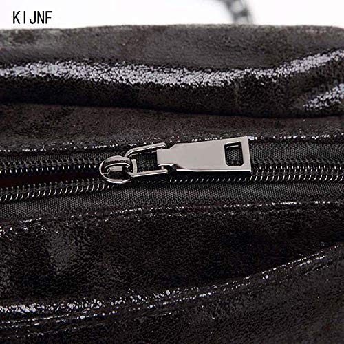 Message Pu Kijnf Chains 2 Borsa Handbag tessuto Handbag Portable borse 28cmx8cmx18cm Women in femminile SqSwEXxr