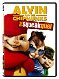 img - for ALVIN & THE CHIPMUNKS: THE SQUEAKQUEL book / textbook / text book