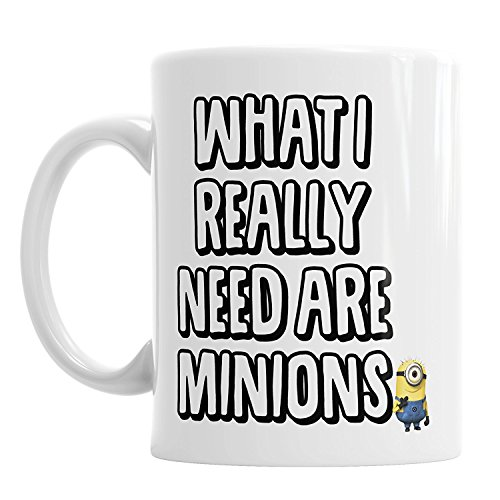 Moson What I Really Need Are Minions