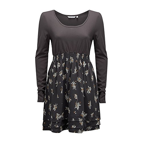 Kleid Animal Kleid Freckle Asphalt Grey Waves 7nwFqY