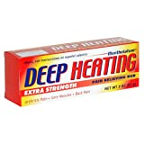 Deep Heating Pain Relieving Rub, Extra Strength, 2 oz (57 g)