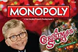 Monopoly: A Christmas Story Collector's Edition Board Game