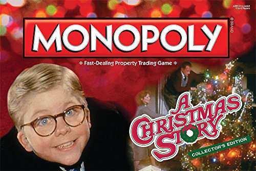 Christmas Story Monopoly Game (A Christmas Story Monopoly Game)